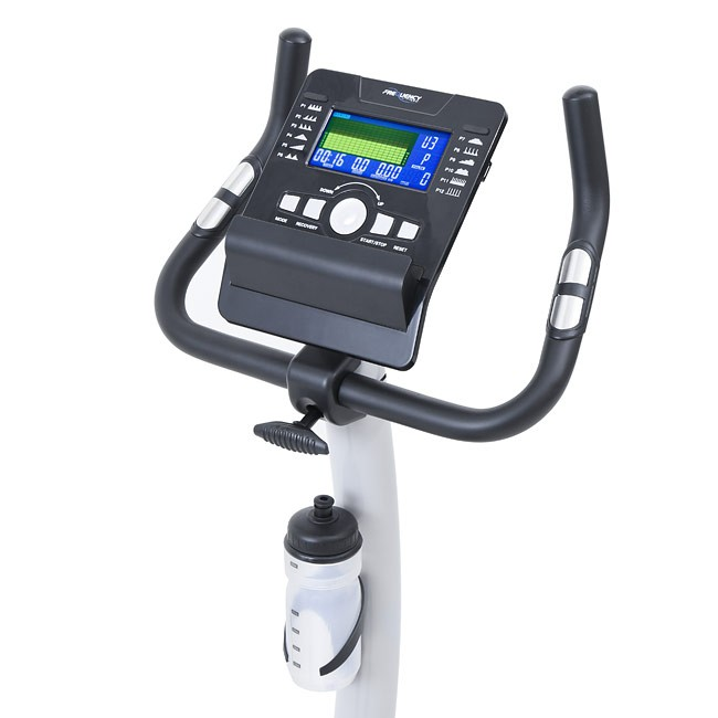 FREQUENCY FITNESS 1000U Upright Exercise Bike