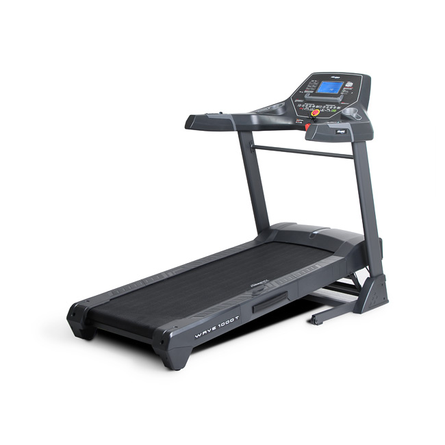 Frequency Fitness Wave 1000T Treadmill - Toronto Canada - Incline mode