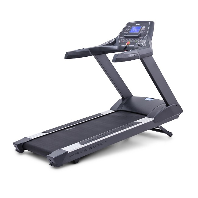 Frequency Fitness Wave 5000T Treadmill - Toronto Canada - Folded