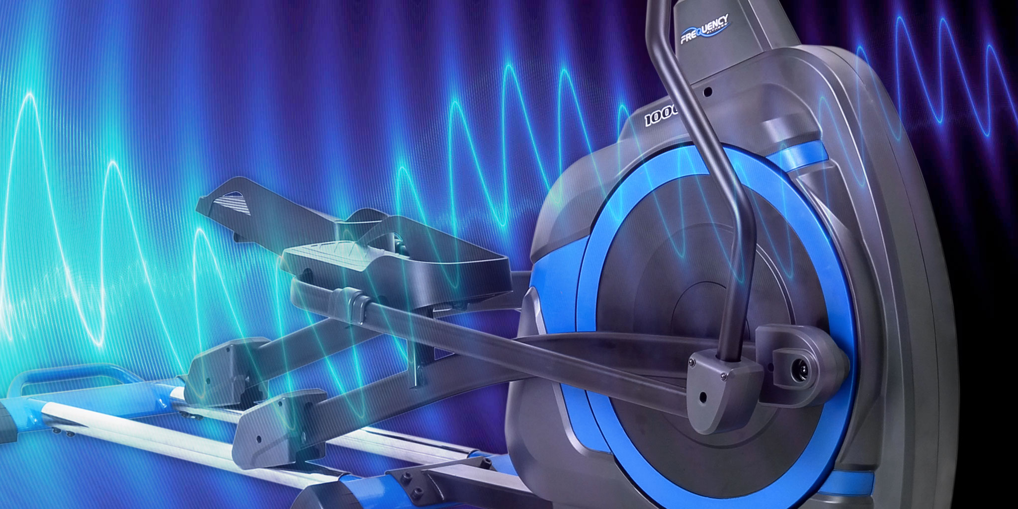 frequency-fitness-elliptical-background